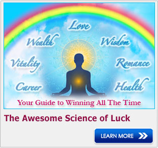 The Science of Awesome Luck