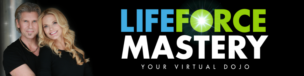 LIFE FORCE MASTERY BANNER